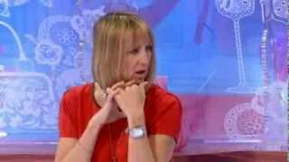 Jane and Carol argue over psychics - Loose Women 18th September 2012