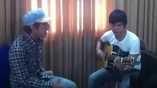 Cơn mưa ngang qua (guitar) - MTP Ft Bùi Caroon