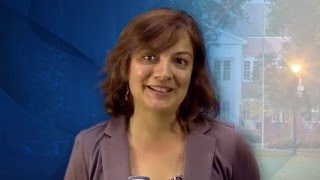 Faculty Spotlight Dr. Asli Aslan