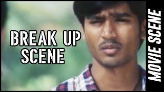 Devathayai Kanden - Break up scene | Dhanush | Sridevi | Vijaykumar