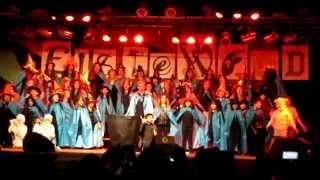 brujos hechiceros cancion dramatizada eisteddfod de la juventud 2014