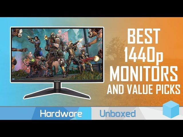 Top 5 Best 1440p Gaming Monitors 2020, Plus Great Value Picks