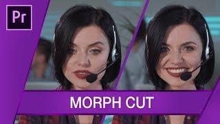 Poznaj sposób na UKRYCIE cięć - Morph Cut ▪ Adobe Premiere #80 | Poradnik ▪ Tutorial