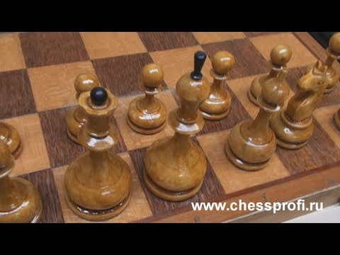 Шахматы СССР - Часть 1 - Soviet Chess Set - Part 1