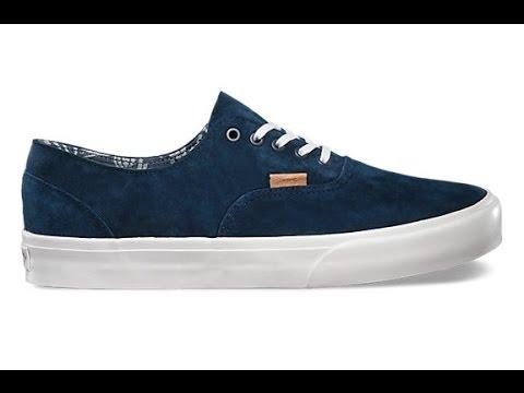 Shoe Review  Vans California  Pig Suede Cactus  Era Decon (Ombre Blue) 0cbb6db918