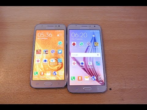 Samsung Galaxy J5 / J7 - How To Transfer Apps to SD Card EASILY!
