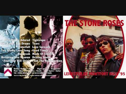 Stone Roses - Tears - Leicester 1995