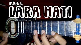 LARA HATI - LALUNA Cover Kentrung Senar 4 By @iqbalzauhari