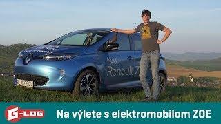 GLOG: Život s elektromobilom - Renault ZOE 2018 - GARAZ.TV