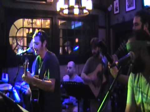 Groney and Friends - Making Flippy Floppy (Talking Heads cover) [Live @ Grey Horse Tavern 6-10-12]