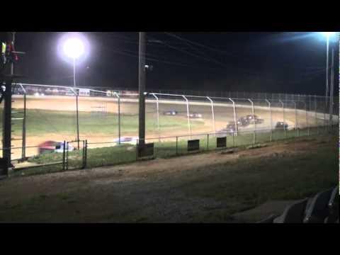 West Plains Motor Speedway B-Mod Feature 5-28-11