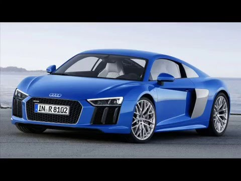 new audi r8 2018 with twin turbo v6 youtube. Black Bedroom Furniture Sets. Home Design Ideas