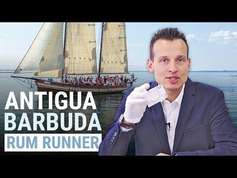 1 Unze Silber ⚡ Antigua & Barbuda Rum Runner ⚡ Nur 25.000 Stück