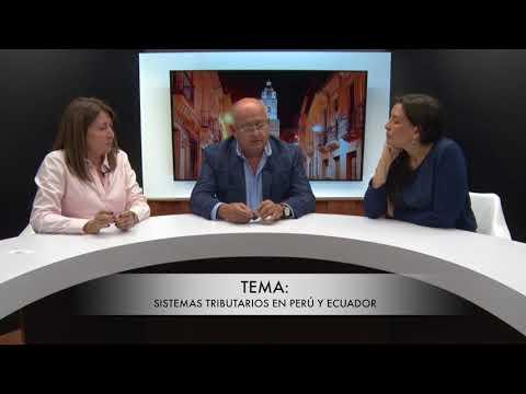 ECONOMIA EN 3D TEMA  - SISTEMAS TRIBUTARIOS EN PERÚ Y ECUADOR