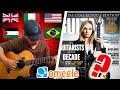 🔴Belasan Guitaris Dunia Keroyok Alip ba ta, Setelah tau 4 juta subs BOOM langsung Melongo