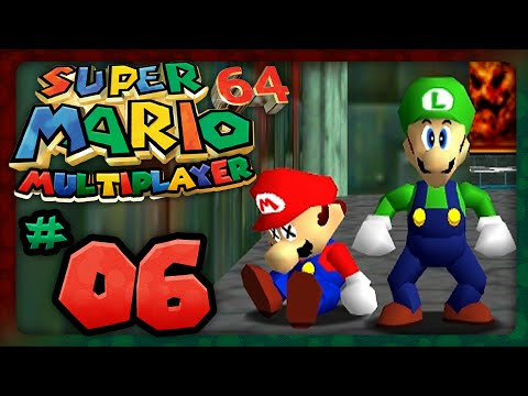 2 player super mario 64