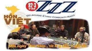 Hồn Việt radio, Melbourne, Australia 01 | https://www.3zzz.com.au/
