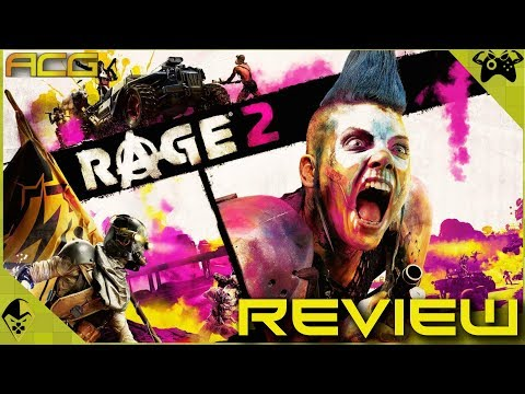 "Rage 2 Review ""Buy, Wait for Sale, Rent, Never Touch?"""