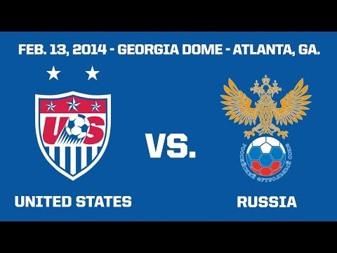 WNT vs. Russia: Full Match - Feb. 13, 2014