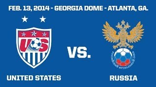 WNT vs. Russia: Live Stream - Feb. 13, 2014