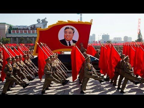 North Korea holds