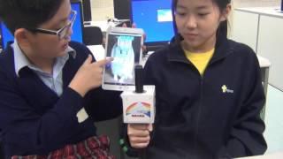 小學校際流動應用程式編程比賽2016 大埔浸信會公立學校 參