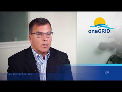HVDC transmission project idea campaign, oneGRID Corp. (John Douglas)