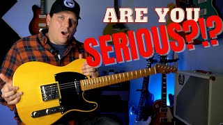 Fender Squier Classic Vibe '50s Telecaster Review | This is the Tele You Should Buy!