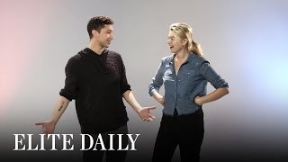 Couples Discuss What Dating Their Political Opposites Is Like [Politically Speaking]