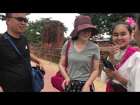 Talk And Trip At Ayutthaya