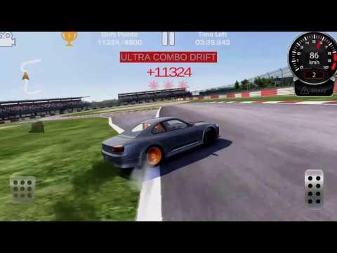 Scoring 23,149 on CarX Drift Racing
