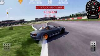 Scoring 23,149 on CarX Drift Racing