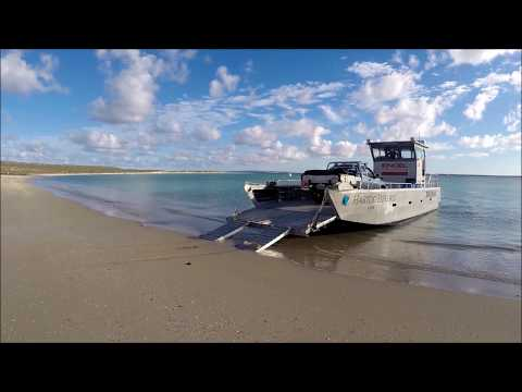 Escape to Dirk Hartog Island