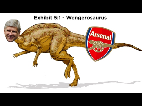 "Angry Arsenal Fan Wants Wenger Out: ""He Is A Dinosaur"""