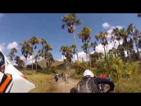 Expedição Brasil x Venezuela 2014 - MOTO TRILHA AM