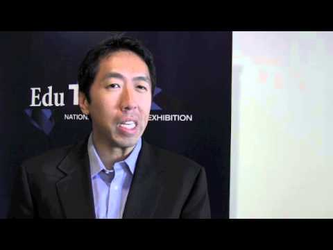 EduTECH Interview with Andrew Ng on the benefits and challenges of MOOCs