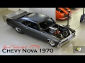 Chevy Nova 1970 Drag Racing | MADE IN BRAZIL