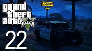 GTA 5 - LSPDFR - Episode 22 - Foot Chase!
