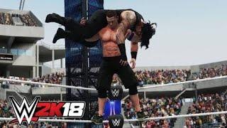 WWE SVR 2K18 | WWE SVR John Cena Süper AA Oluşturma 2011 | SVR Öğreticiler