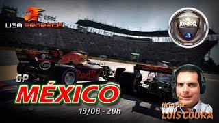 F1 2017 PRORACE | GP DE MEXICO | JUNIOR PS4 | ETAPA 06 DE 10 | NARRAÇÃO LUIS COURA