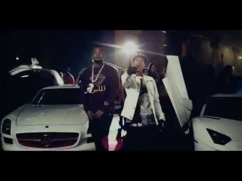 Tyga ft. The Game - Switch Lanes (Official Musikvideo) 1080pHD