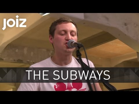 The Subways - Taking all the blame + Rock'n'Roll Queen (Live at joiz)