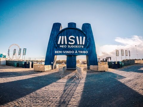 O meu Meo Sudoeste 2017 - Aftermovie !!!