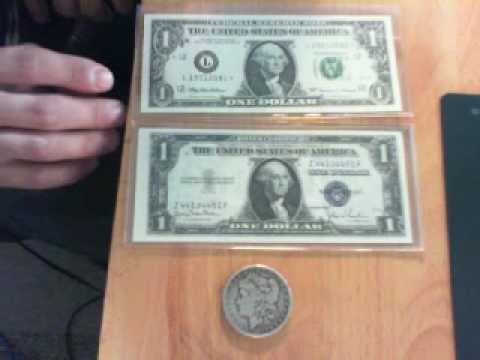 US Dollar vs. Federal Reserve Note