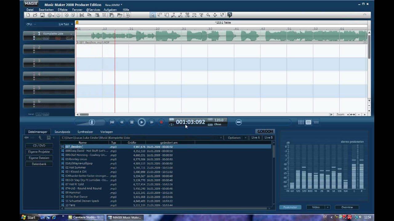 magix music maker crack torrent