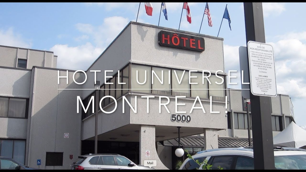 Universel Montreal Hotel