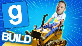 SIPS BUILDS A KILLDOZER | Gmod Build