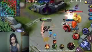 Test stream Mobile Legands #7 - Janinanoelle Gaming