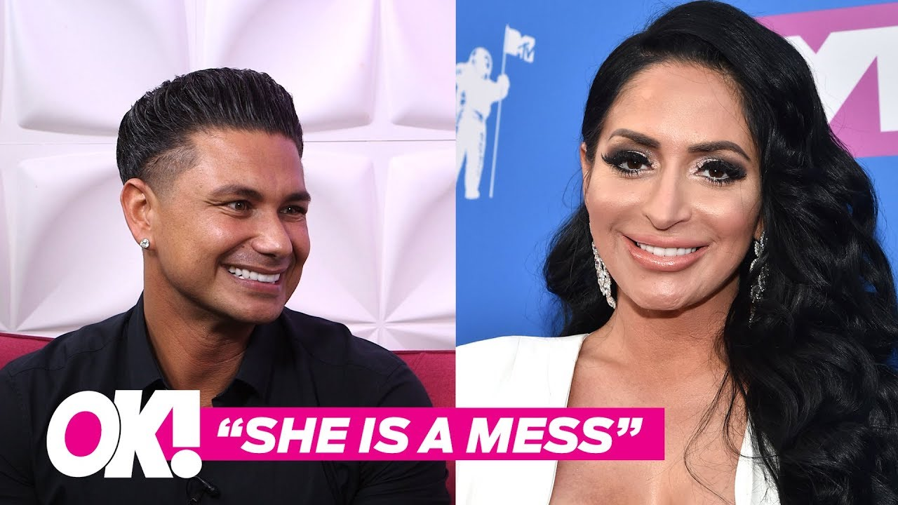 Angelina Crashes Jersey Shore and Pauly D Hooks Up With Sammi Lookalike