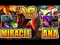 Miracle- [shadow Fiend] Vs Og.ana & Og.7mad - Who Is Better Dota 2 7.01 video